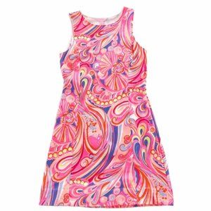 Lilly Pulitzer Dresses - Lilly Pulitzer New Whiting Dress Reef Retreat SZ L